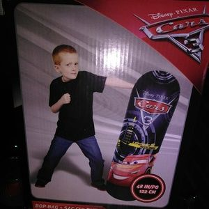 Car 3® Bop Punching Bag